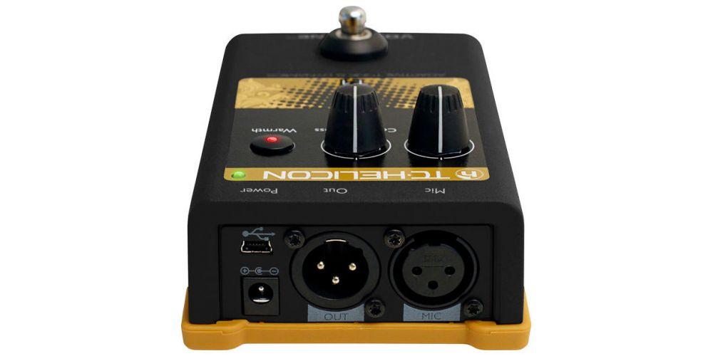 Comprar TC Helicon Voice Tone T1 back