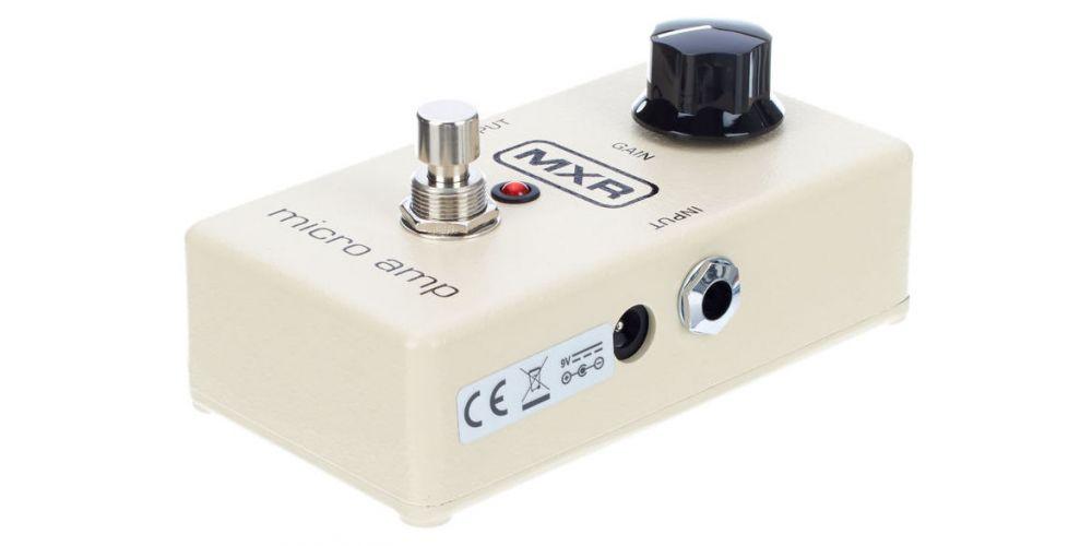 dunlop mxr m133 micro amp dc