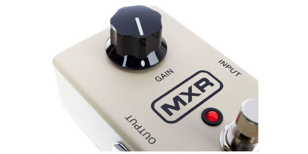 dunlop mxr m133 micro amp knob