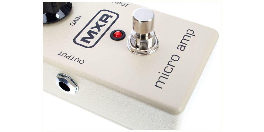 dunlop mxr m133 micro amp push