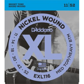 D Addario EXL-116 (011-052) Cuerdas Guitarra Eléctrica