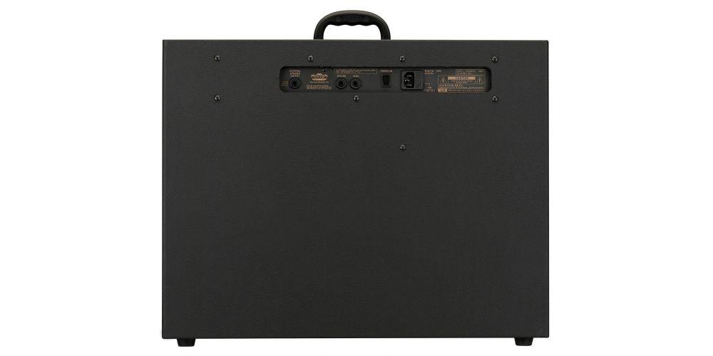vox av60 amplificador back