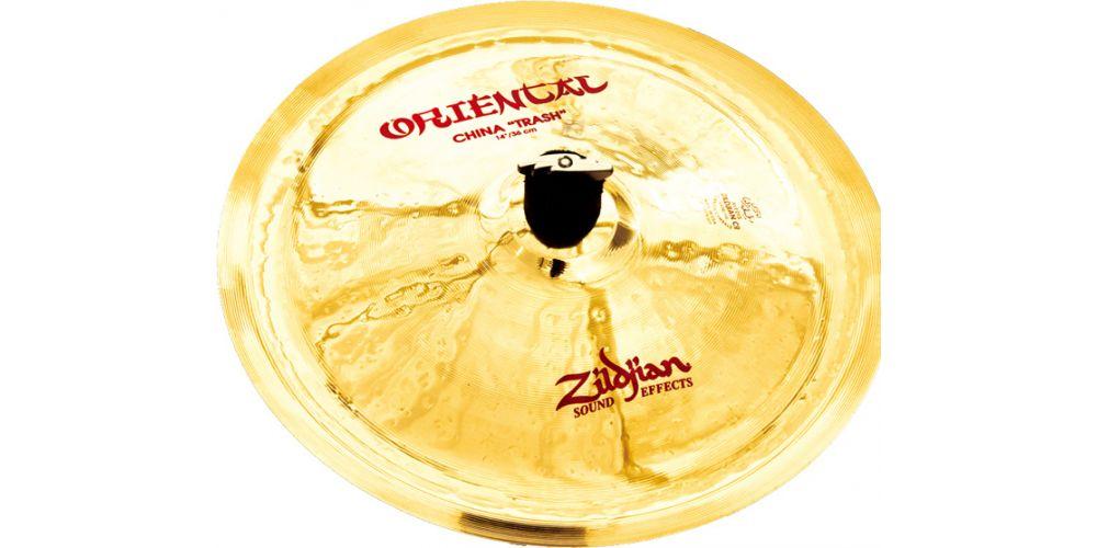 Comprar Zildjian  CHINA 14 ORIENTAL CHINA TRASH Front