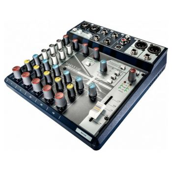 SOUNDCRAFT NOTEPAD-8FX Mezclador