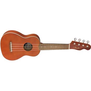 Fender Venice Soprano Ukelele Natural