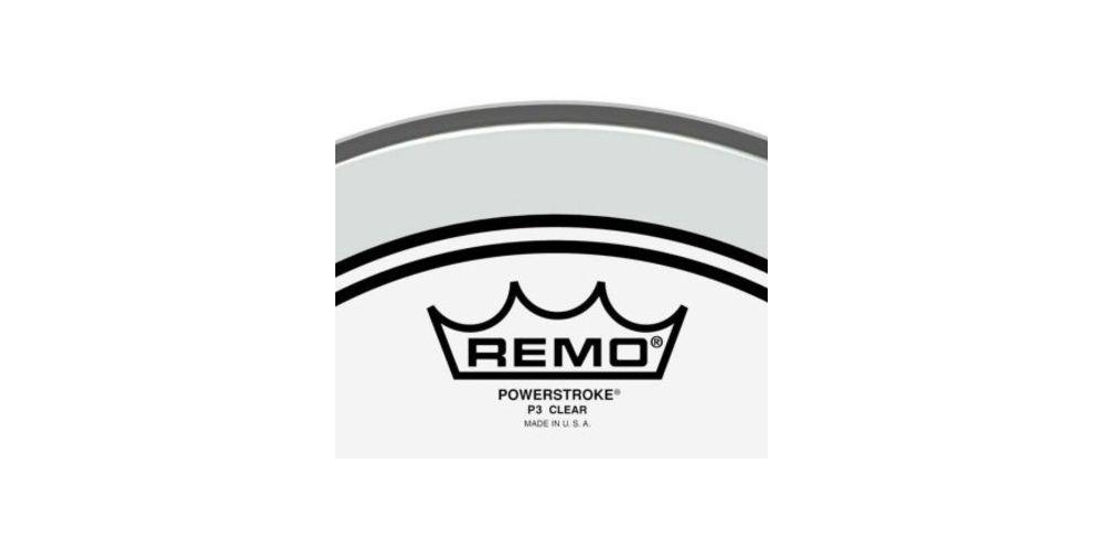 remo powerstroke 3 clear 22 pulgadas parche