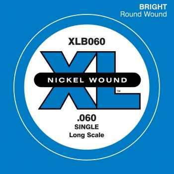 D´addario XLB060 Cuerdas sueltas de bajo