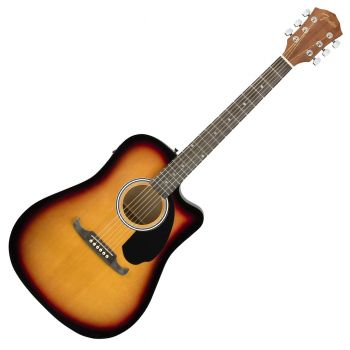 Fender FA-125CE Dreadnought Sunburst Guitarra acústica