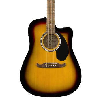 Fender FA-125CE Sunburst. Guitarra Acústica