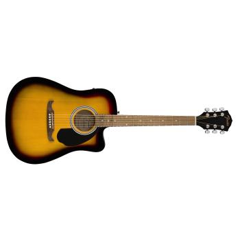Fender FA-125CE Dreadnought Sunburst Guitarra acústica