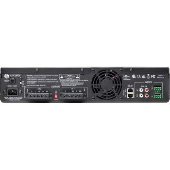 JBL CSA 2300Z Amplificador DriveCore