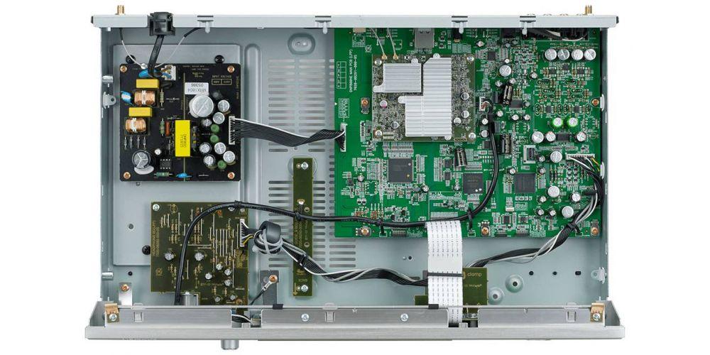 denon dnp 800ne construccion componentes