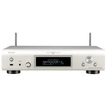 DENON DNP-800NE Silver Reproductor Audio Red DNP800 NE