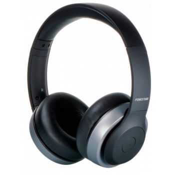 OT HARMONY-G  Fonestar Auriculares Bluetooth Negro/Gris