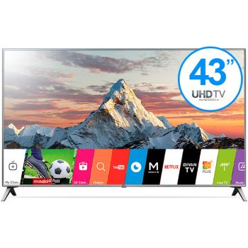 LG 43UK6500 PLA Tv LED 4K UHD 43