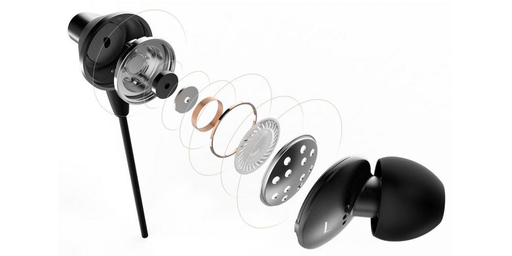 FIIO F5 Auriculares In Ear F 5 auriculares construccion