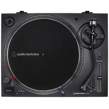Audio Technica AT-LP120XUSB BK Giradiscos de Tracción Directa