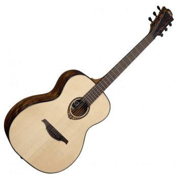 LAG T300A Guitarra Acústica Tipo AUDITORIUM Acabado con Barniz Brillante