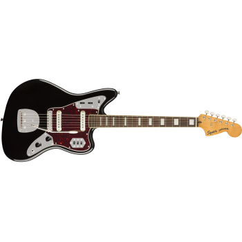Fender Squier Classic Vibe 70s Jaguar Laurel Fingerboard Black