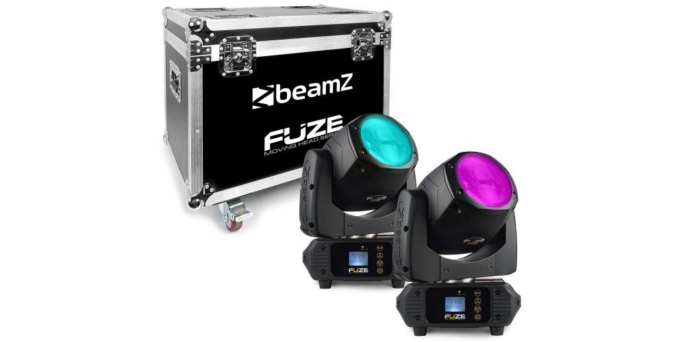 BEAMZ FUZE 75B Set 2 Unidades