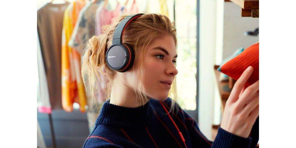 auricular hifi sony con microfono