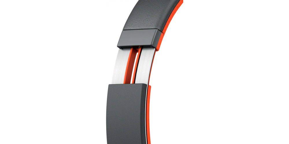 auricular hifi sony mdrzx660ap naranja