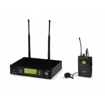Fonestar MSH-883-631 Micrófono Inalámbrico de Petaca UHF