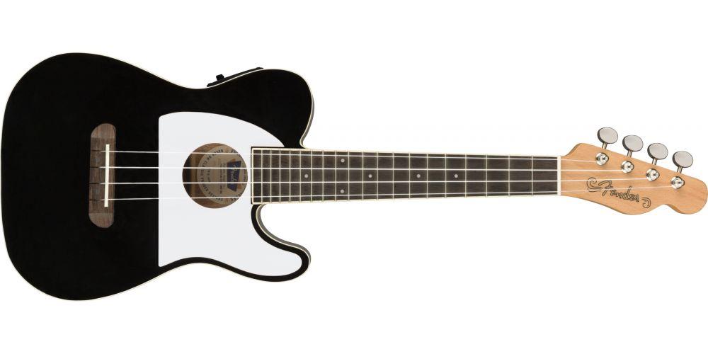 Fender FULLERTON TELE UKE BK, NO BAG
