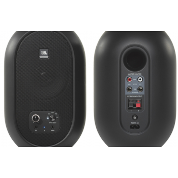 Jbl 104 BT Negro Pareja de monitores de referencia 60 W Bluetooth