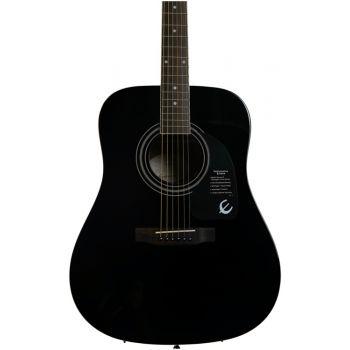 Epiphone DR-100 Ebony Guitarra Acústica