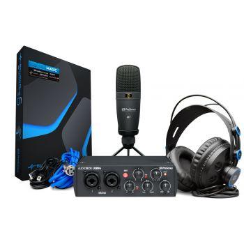 Presonus Audiobox 96 Studio Edición 25 Aniversario Kit de Grabación
