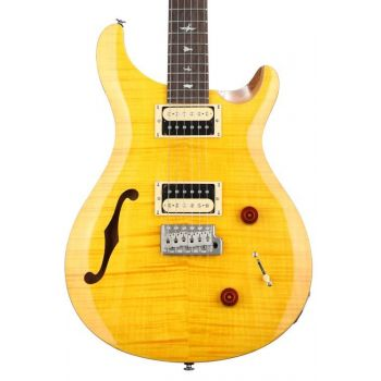PRS SE Custom 22 SH Santana Yellow 2021 Guitarra Eléctrica