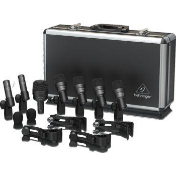 BEHRINGER B1200 Set Micrófonos para Batería