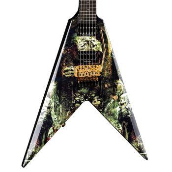 Dean Guitars Karl Sanders V Floyd Gate od Sethu. Guitarra Eléctrica