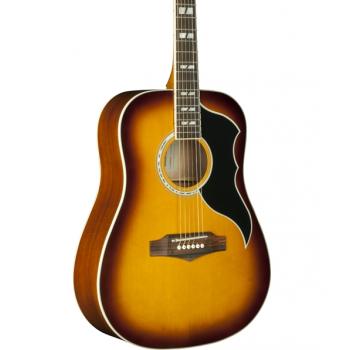 Eko Ranger VI VR Honey Burst Guitarra Acustica