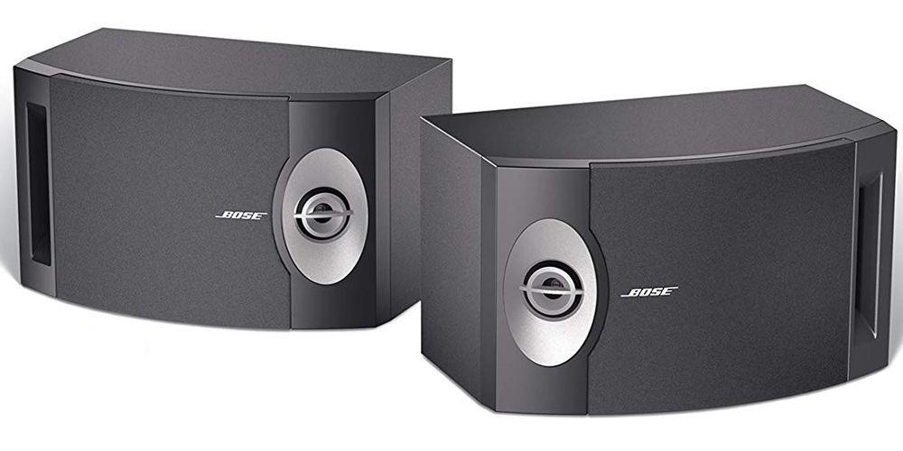 Bose 201 altavoces 2vias sonido directo reflejado bose201 altavoces