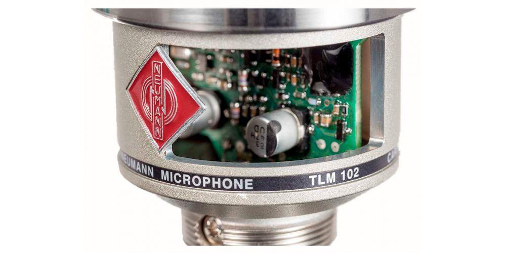 neumann tlm102 studio set niquel capsula