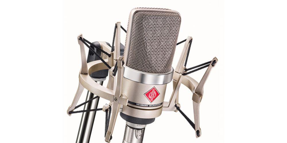 neumann tlm102 studio set niquel micro studio