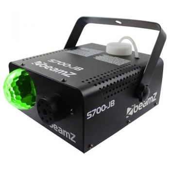 BEAMZ 160420 S700-JB Maquina de Humo + Bola Led Jelly ( REACONDICIONADO )