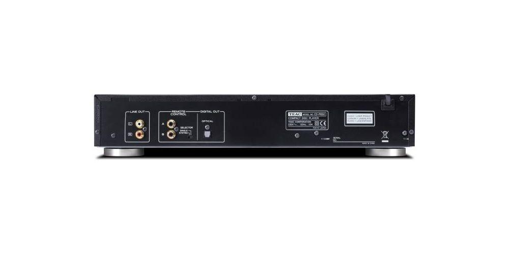 teac cd p650 cdp650 cd player usb ipod playback