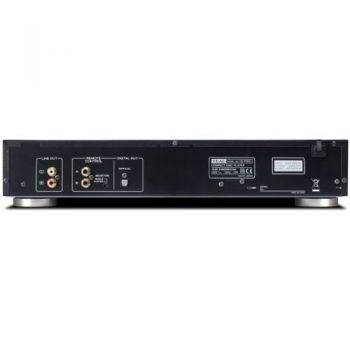 TEAC CD-P650 USB Compact Disc con Entrada USB, CDP650 , Negro