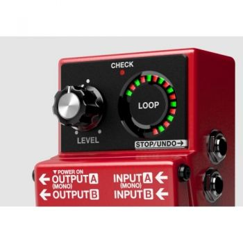 Boss RC 1 Pedal Guitarra