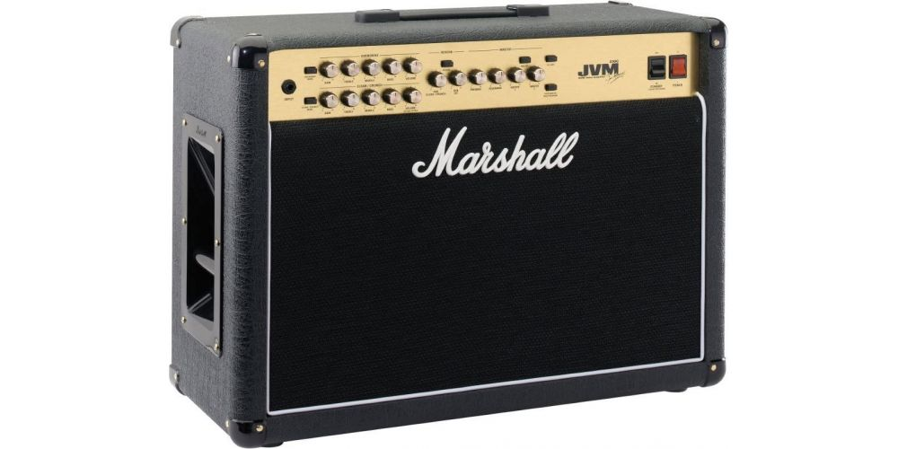 marshall jvm210c combo  amplificador