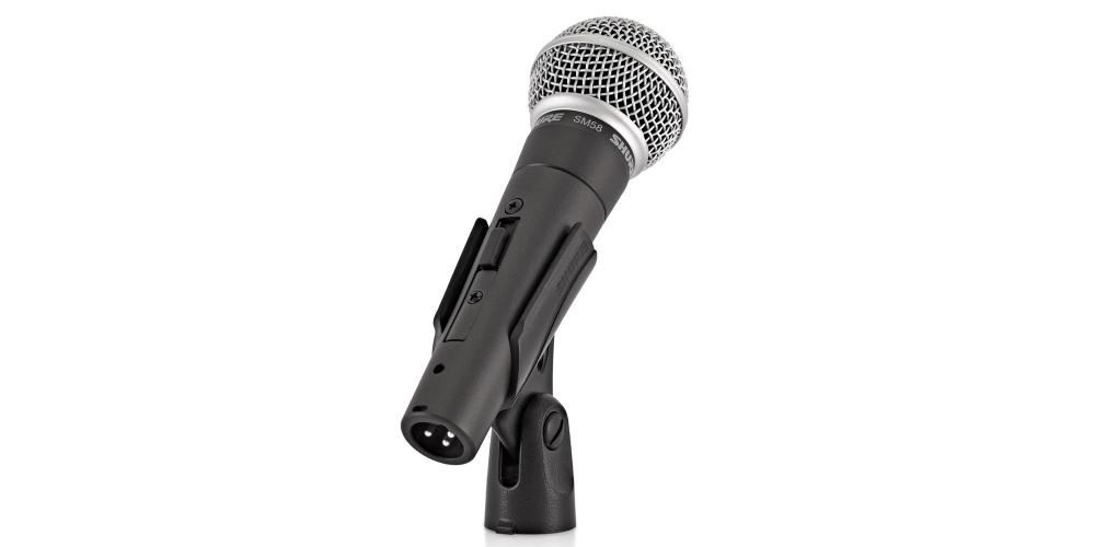 SHURE SM58 SE Microfono Profesional Con Interruptor SM 58SE