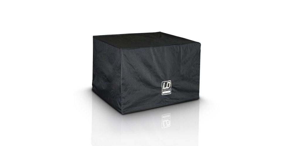 LD SYSTEMS V 18 PC Funda Protectora para Subwoofer LDV118B