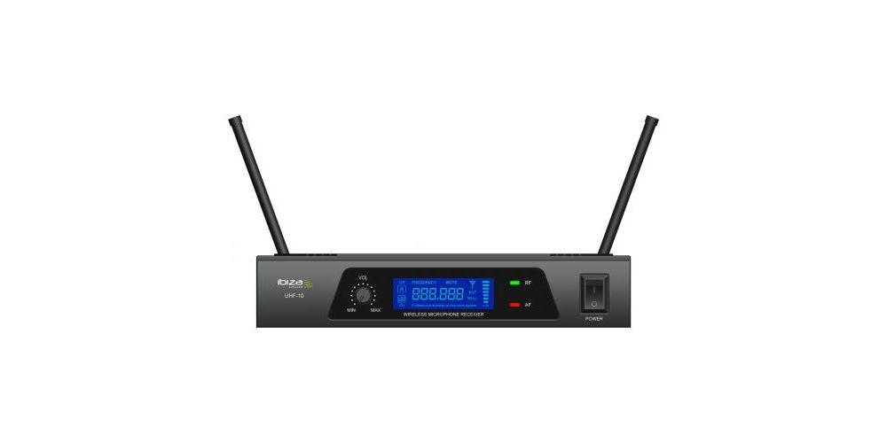 UHF10 MICROFONO