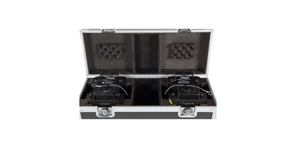 dap audio flightcase 2 phantom50