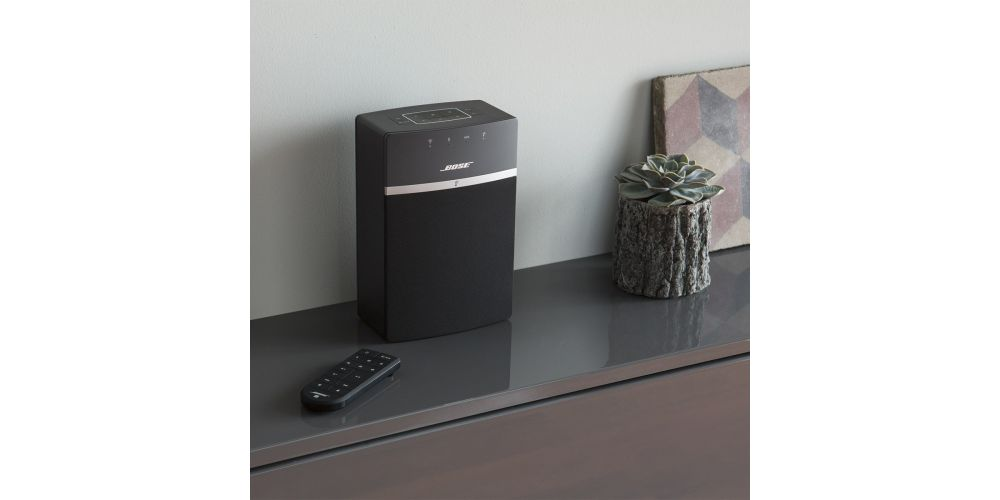 bose soundtouch 10 iii presintonias color blanco negro decoracion