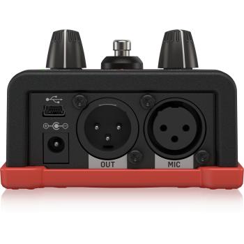 TC Helicon VoiceTone R1, Pedal de Efectos de Reverberación -