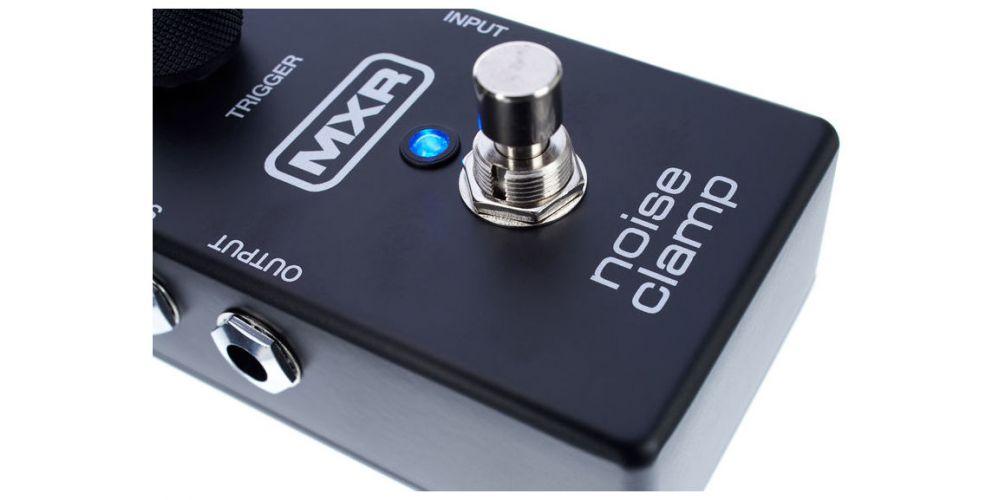 dunlop mxr m195 noise clamp push